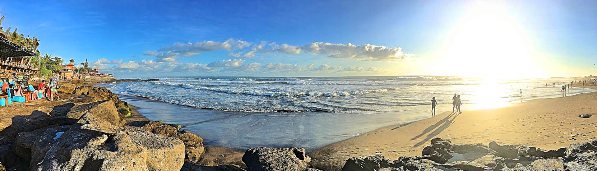Searching the perfect wave: Canggu, Bali 2016