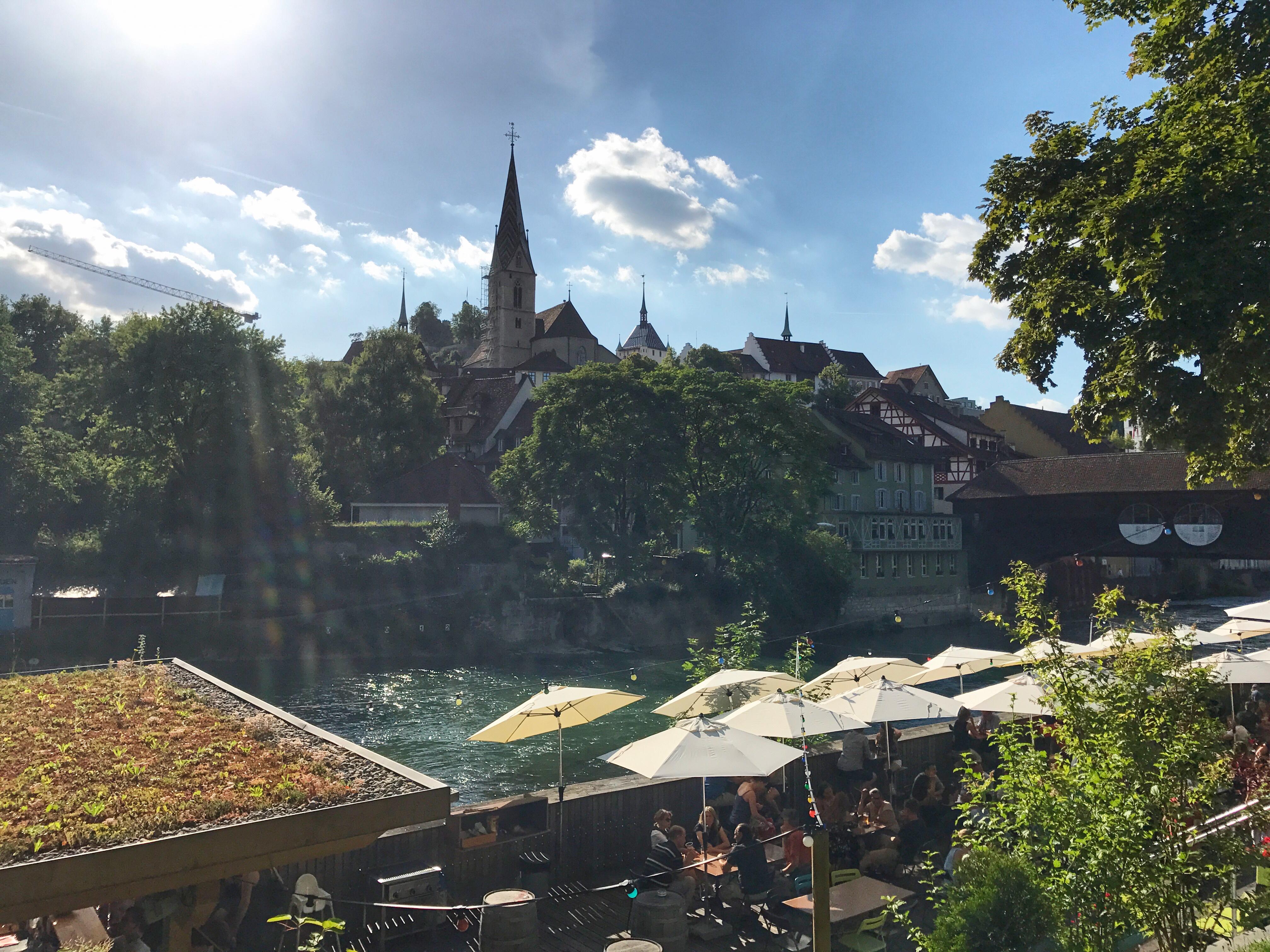 Bloggertreffen 2017 Baden 1