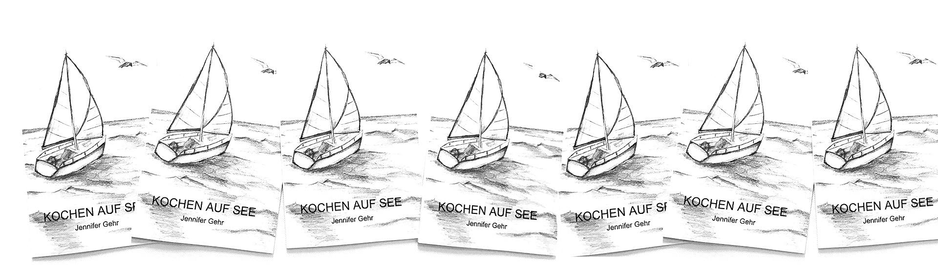 """Out now!! DAS NEUE KOCHBUCH!! """"Kochen auf See"""""""
