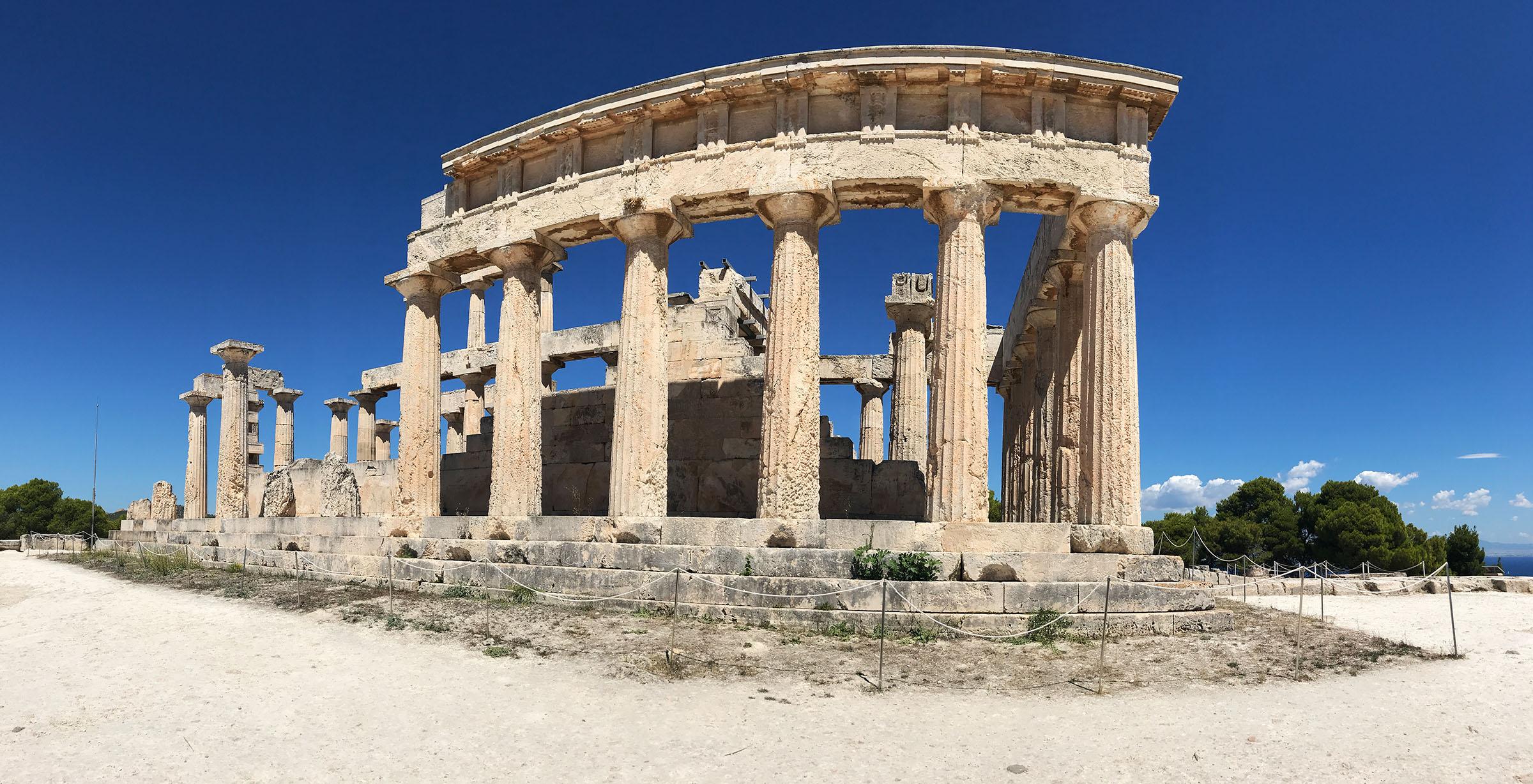 Temple Aigina