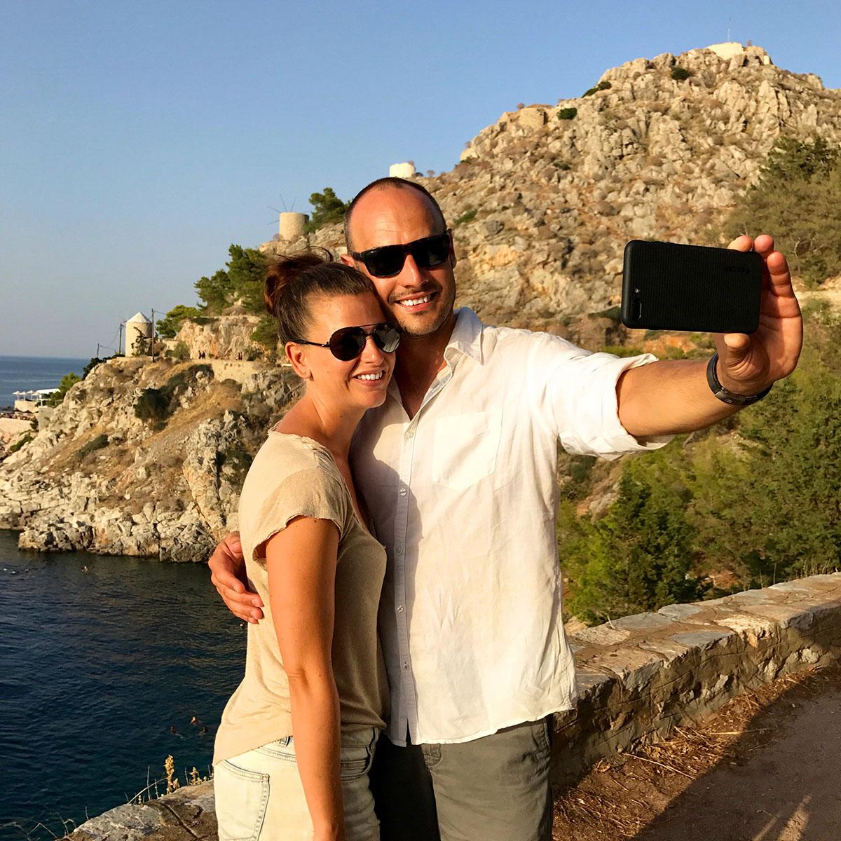 Hydra Selfie