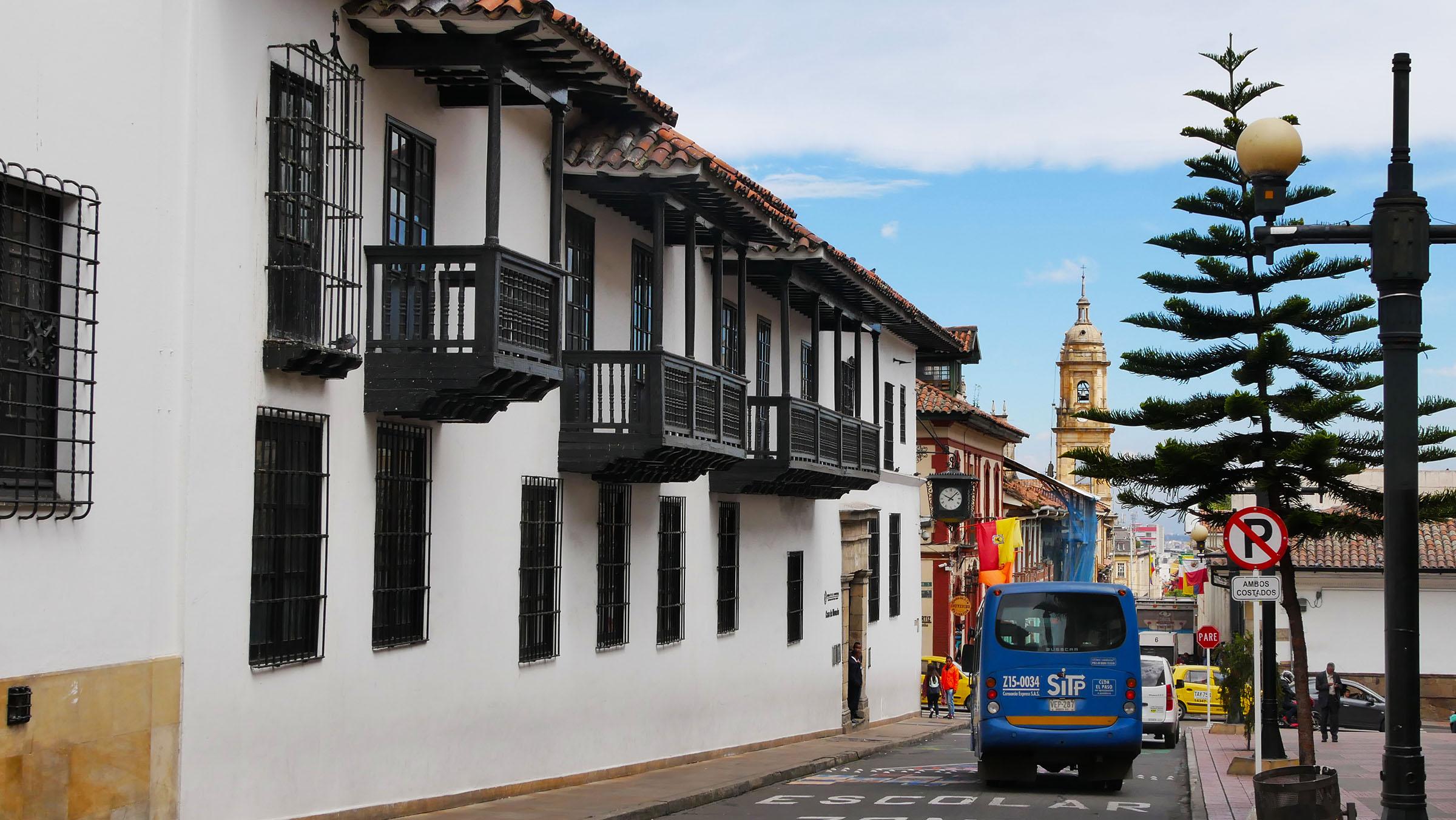 Bogota Streets