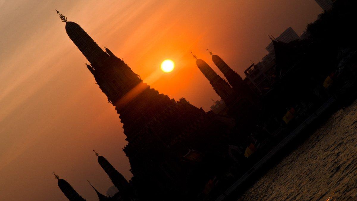 What Arun Bangkok