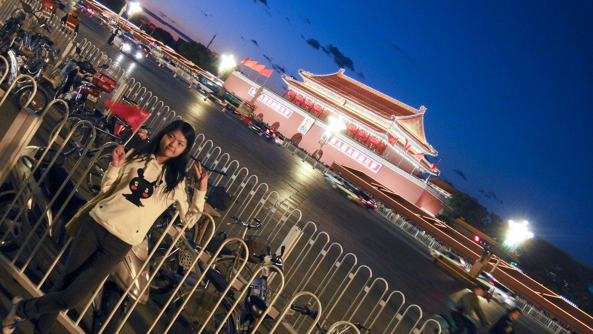 Chinesischer Nationalfeier Tag