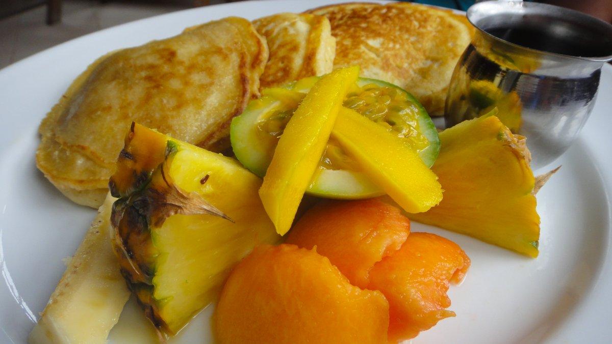 Puerto Viejo Caribbean Food