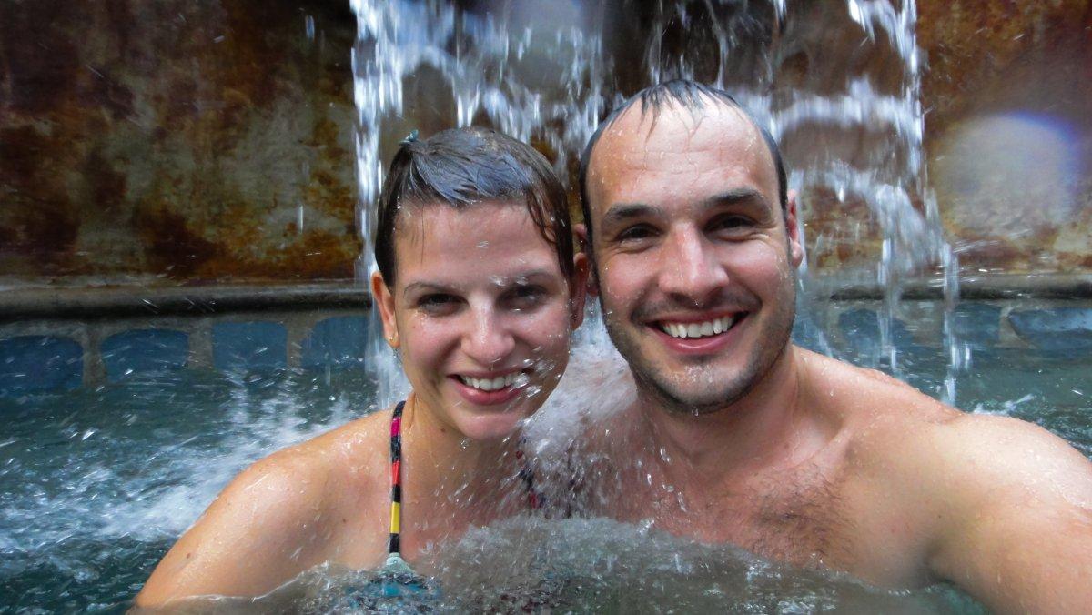 Hot Springs El Arenal