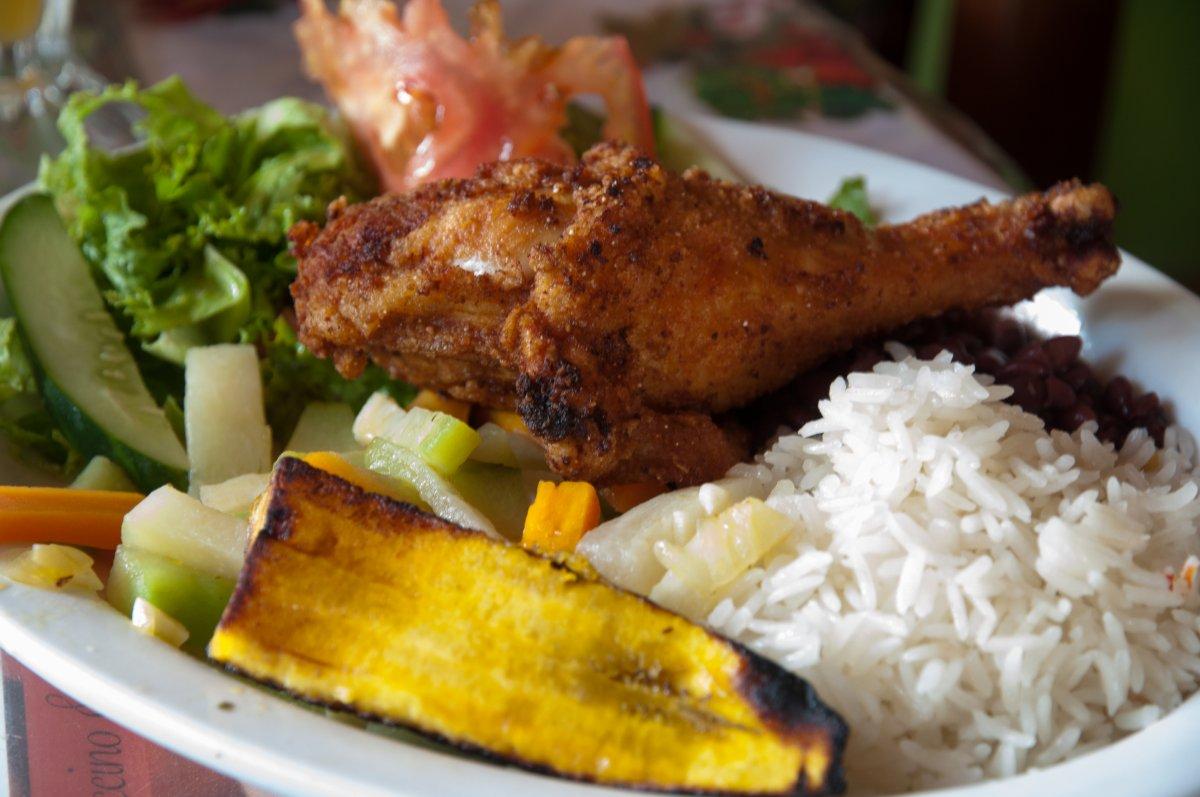 Cost Rica Tico Food