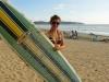 Surfing in Nosara 2