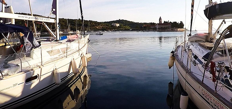 SailingTripCroatia