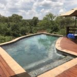 Thadaku River Lodge Pool