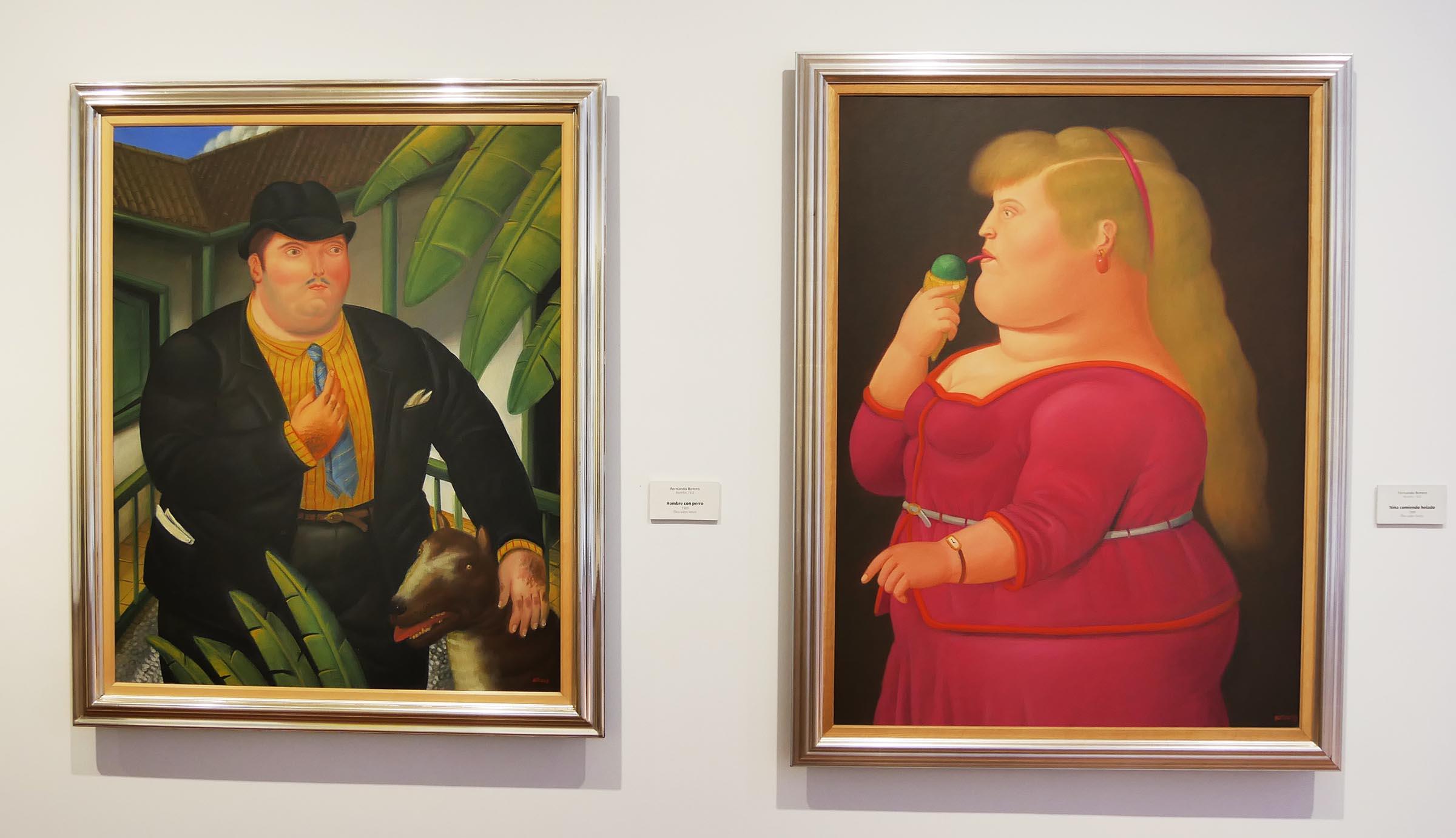 Museo Botero Bogota