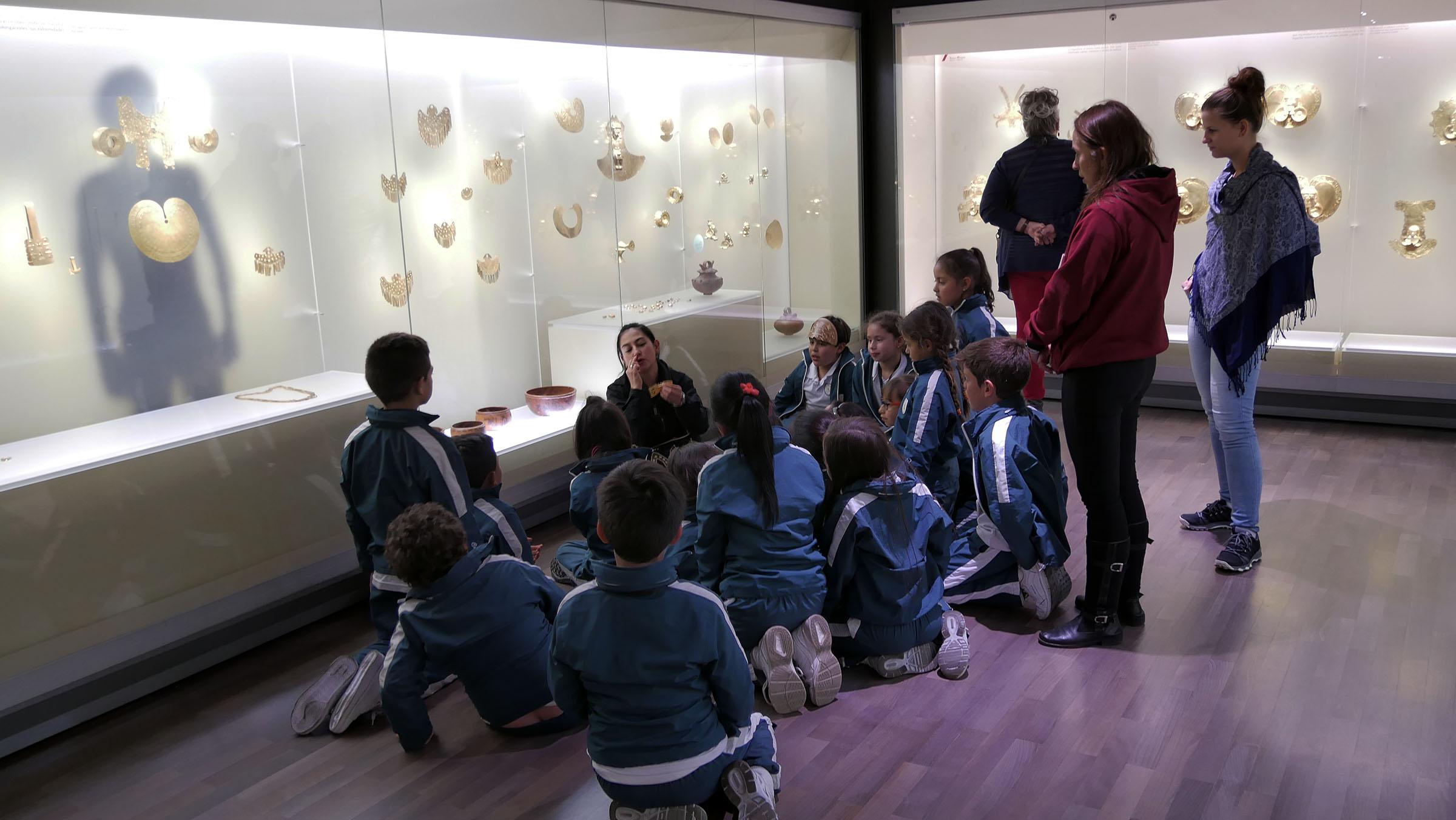 Museo Oro Bogota